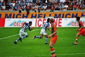 2006年5月MSV Duisburg-Werder Bremen