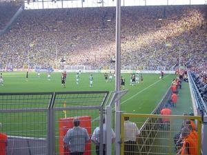Dortmundのスタジアム